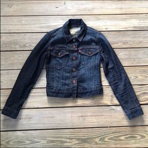 Levi's Jean Jacket Size Small